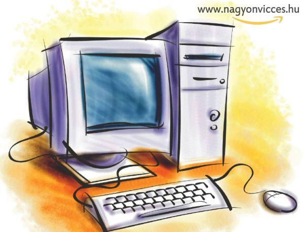 Munkacsökkentő számítógép