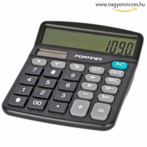 Probléma a számológéppel