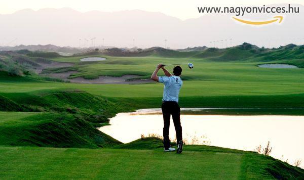 10 pont egy golf klubból