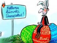 Húsvéti egyveleg - Kellemes Húsvéti Ünnepeket!