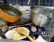 Káosz a konyhában, avagy sütés a kisgyerekkel