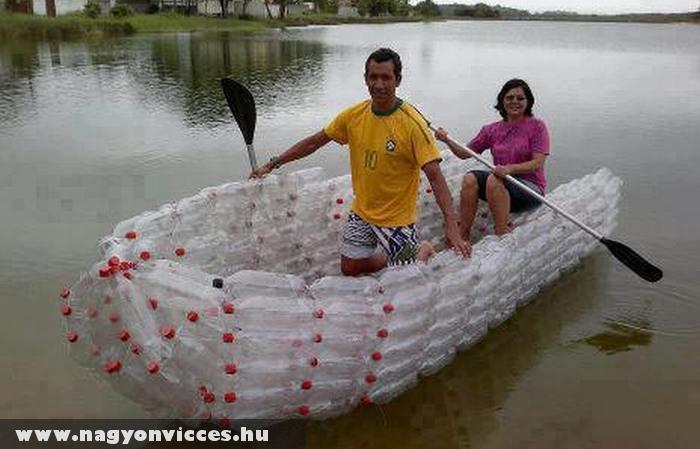 Költségkímélõ csónak