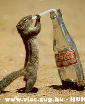Mindig Coca Cola