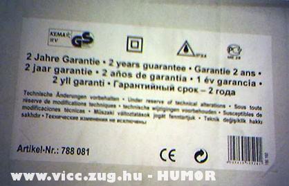 Magyar garancia