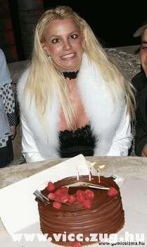 Britney szülinapja