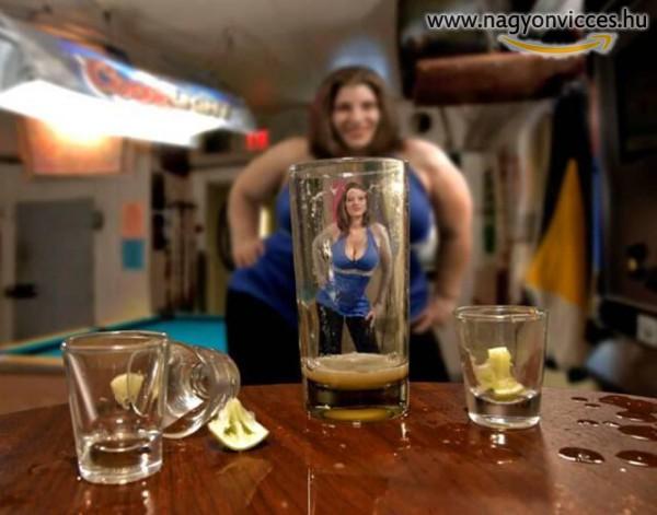 Az ivás káros hatásai