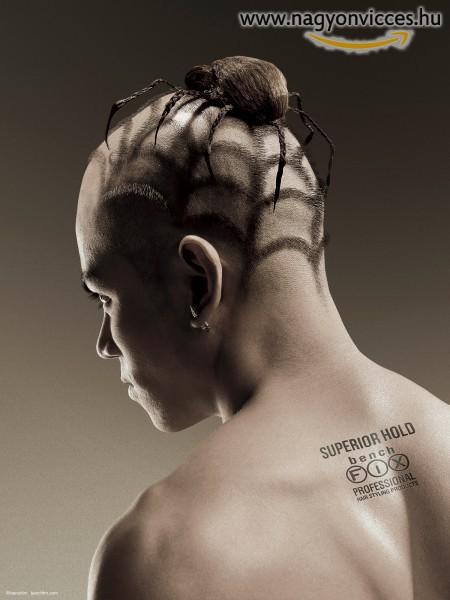 Extrém hajformázás
