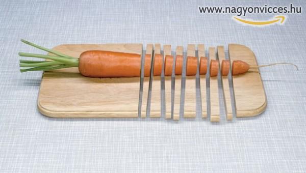 Igazán éles a kés