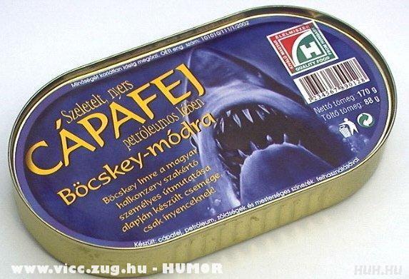 Cápafej