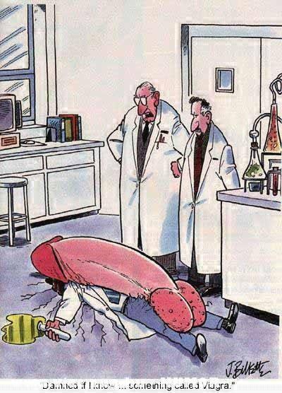 A viagra feltalálója