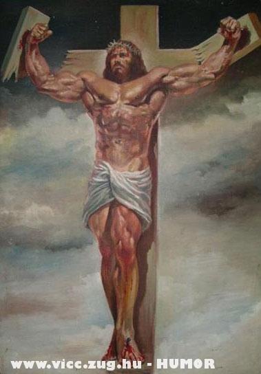 Schwarzi Jézus