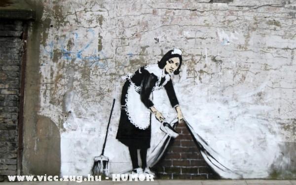 Na ez grafitti!