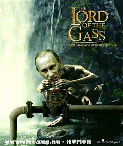 Lord of the GAS