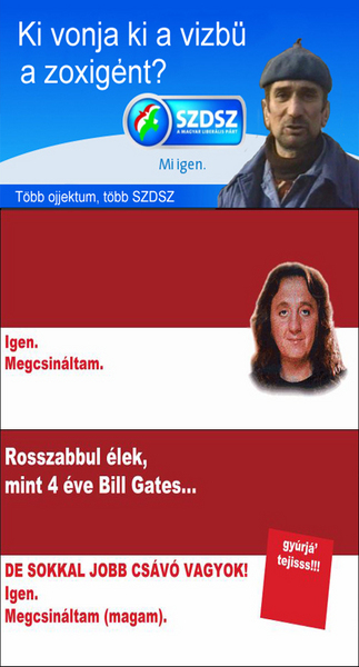Politikai plakátok 6