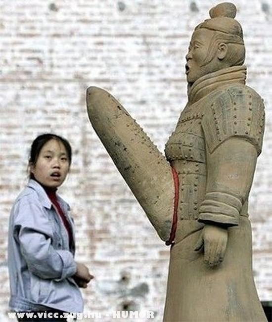 Kínai nagyfasz!