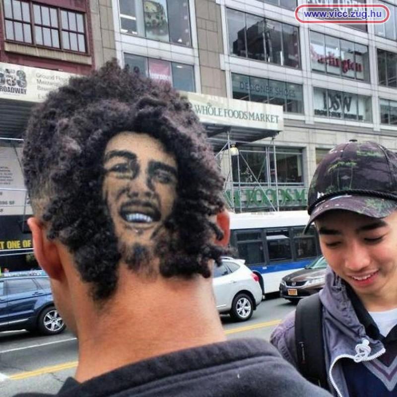 Egyedi frizura
