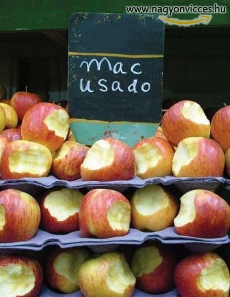 Eladó Apple almák