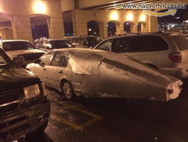 Felturbózott autó