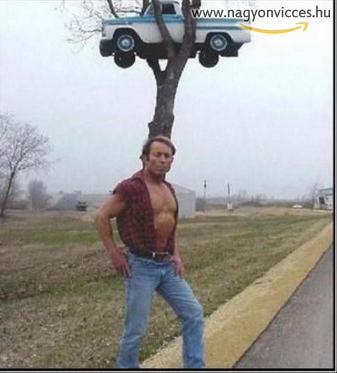 Hogy került oda az az autó?
