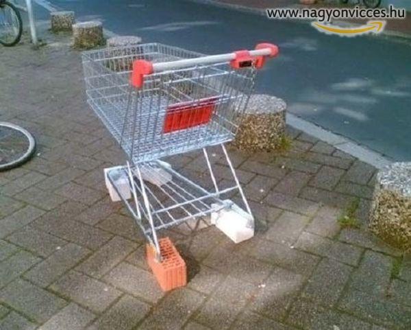 Így nehéz lesz a bevásárlás