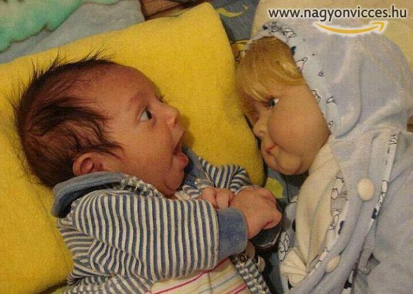 Ijedős baba