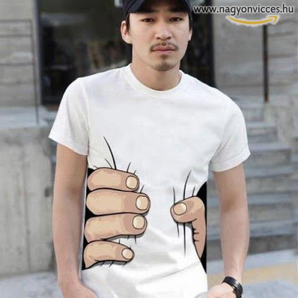 Karcsúsító póló
