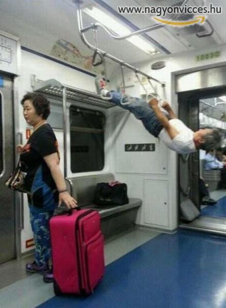 Különös utazási módszer