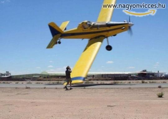 Meredek repülés