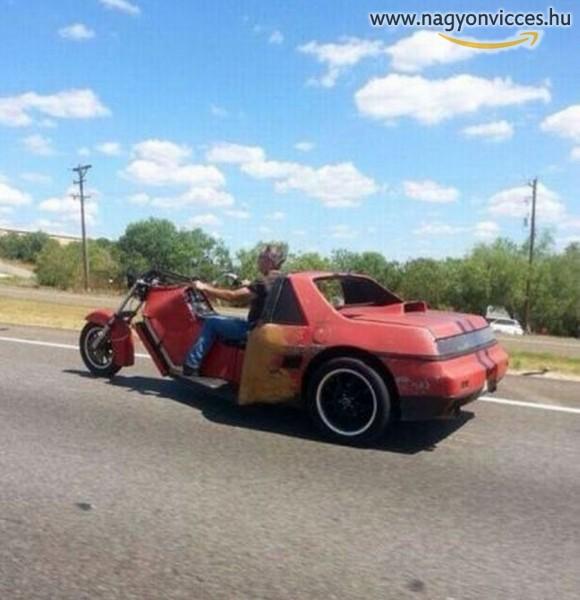 Motor vagy autó?