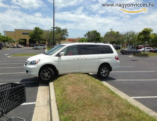 Parkolási technika