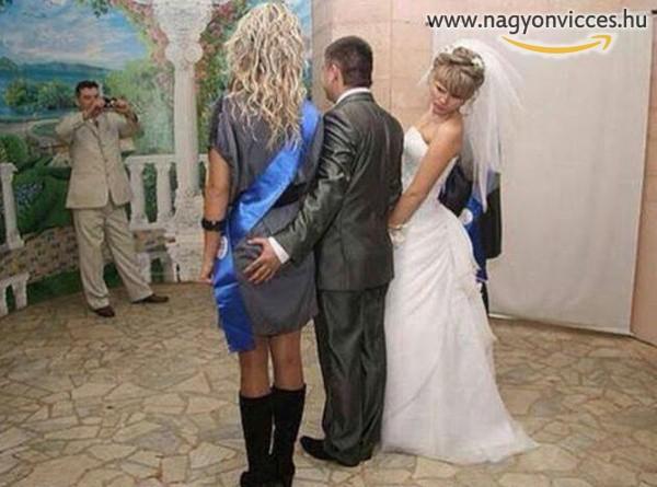 Rosszul kezdődő házasság