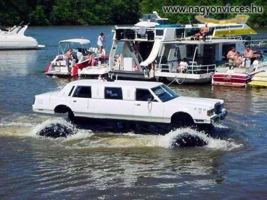 Vízi limuzin