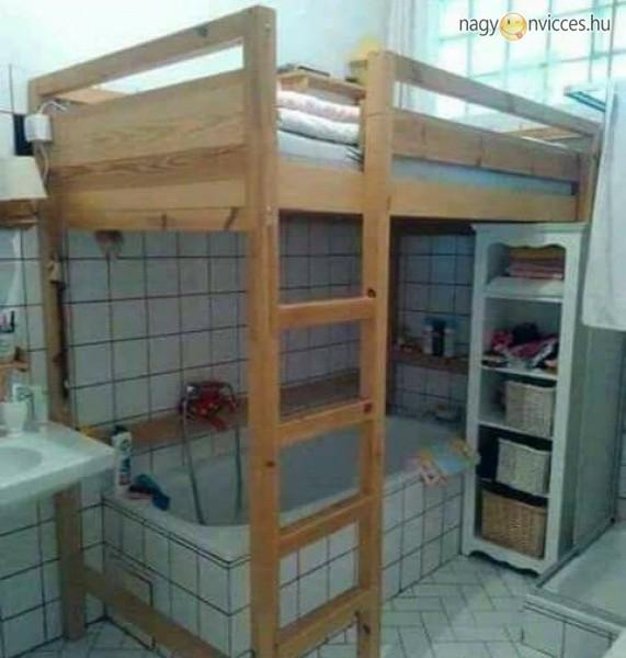 Garzon lakás, laknál benne?!