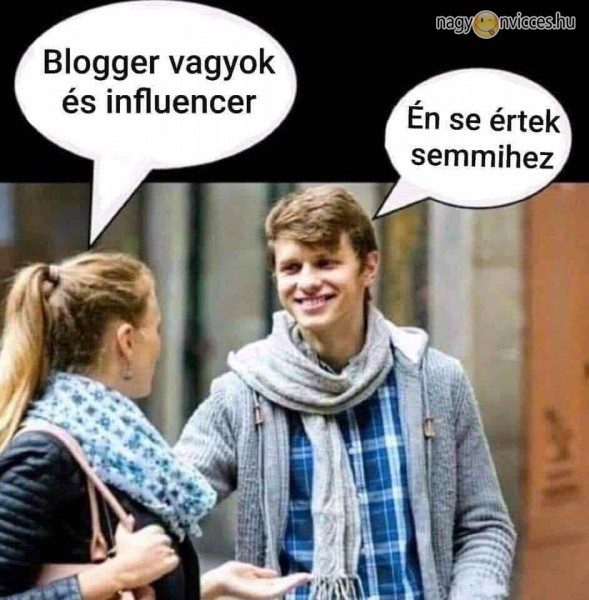 Blogger, influencer
