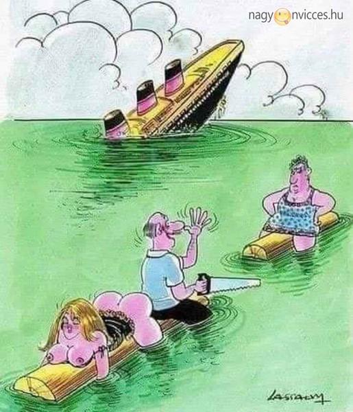 Hajótörött család