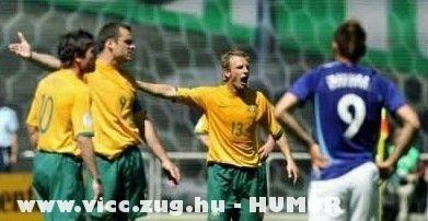Hosszúkezü focista