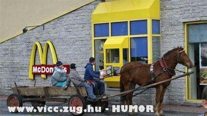 McDonald's Lódrive