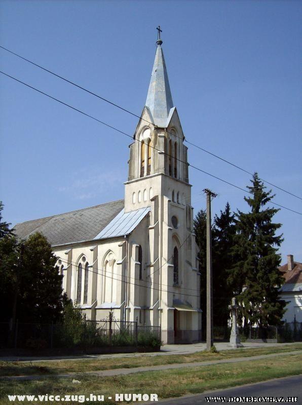 Dombegyház : Római Katolikus templom