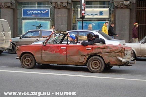 Lada Cabrio