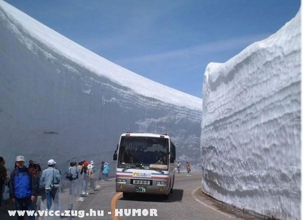 Egy kis hó