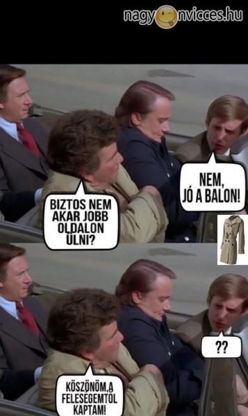 Colombo ballonkabátja