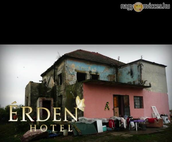 Érden-Hotel