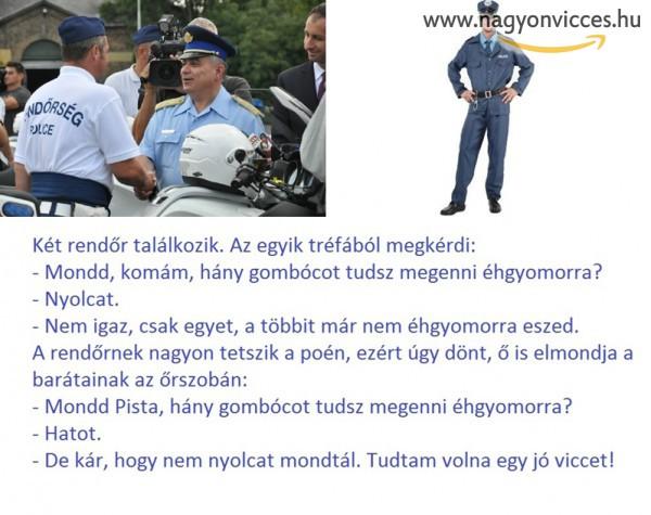 Még egy rendőrvicc