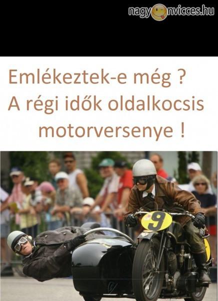 Motorkerékpárverseny