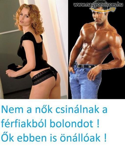 Nő és férfi