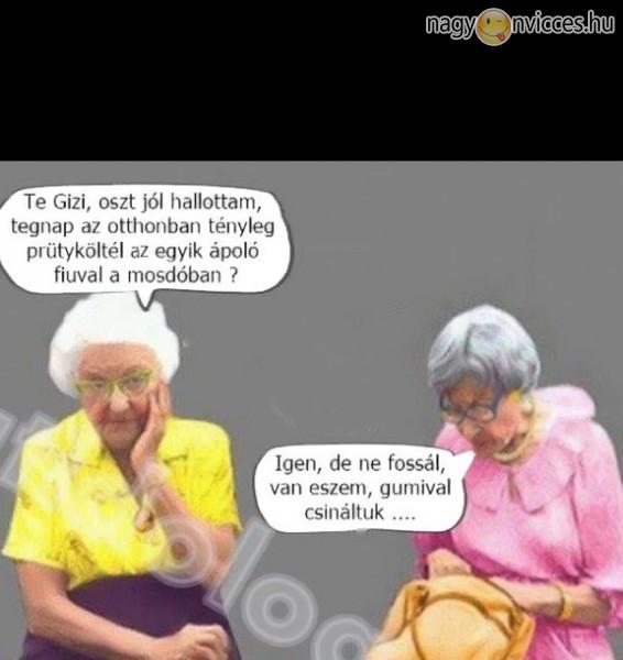 Óvatos nagyi