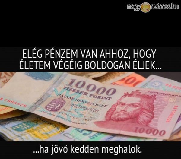 Pénz!