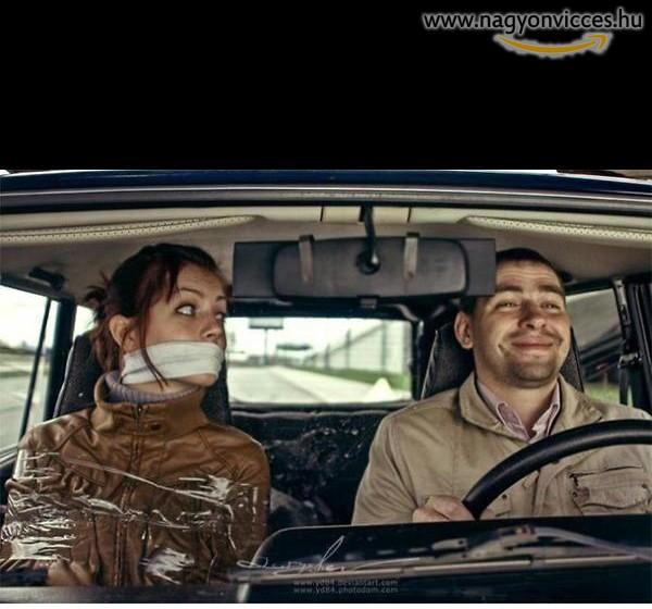 Utazás az asszonnyal