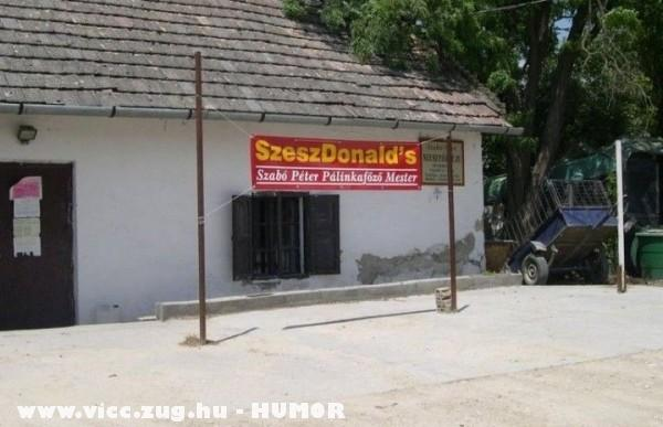 SzestDonald's