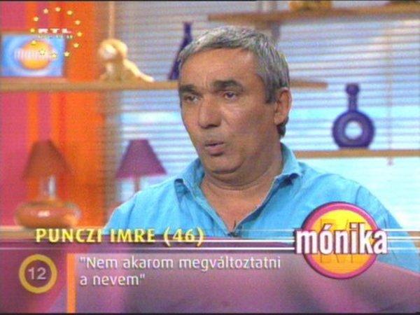 Punczi Imre
